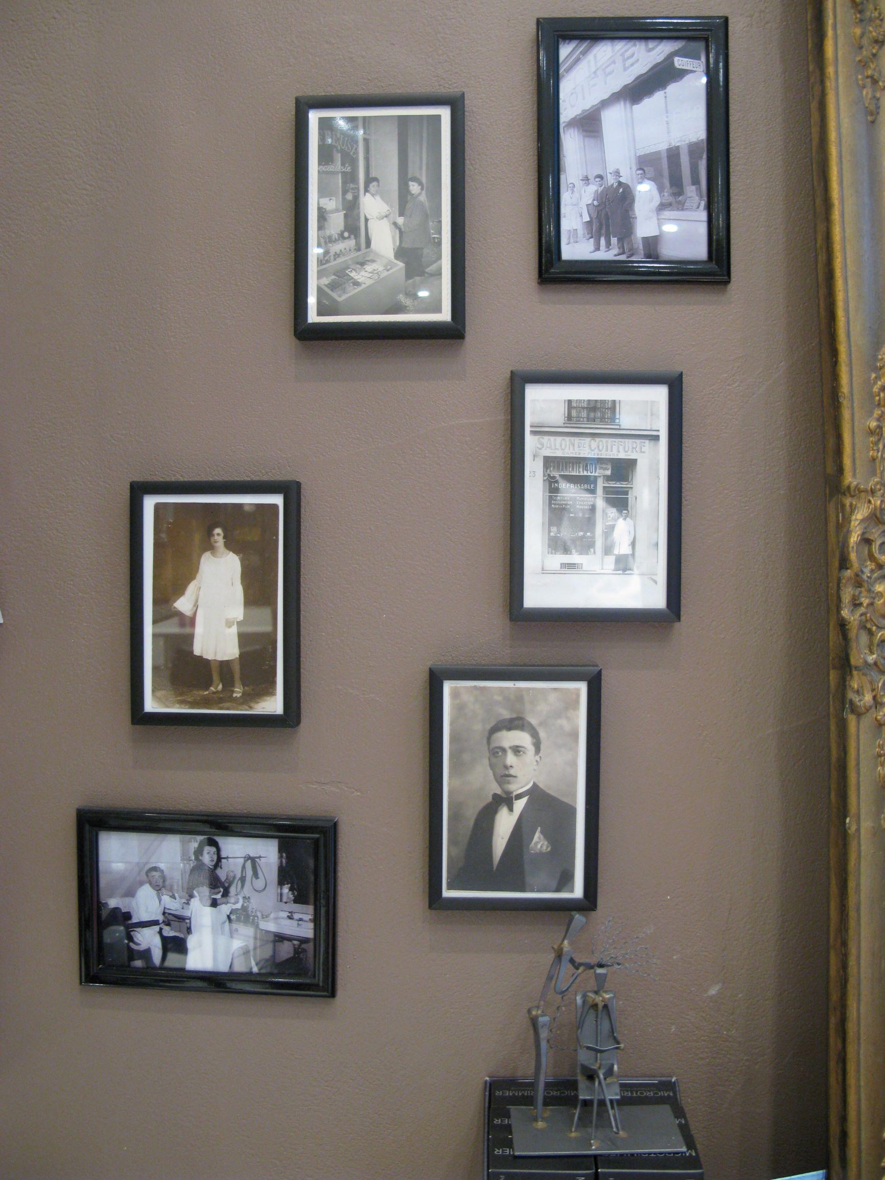 photos de coiffeurs anciennes